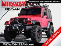 WOW!! ONE of a KIND JEEP!! MUST SEE!! This Jeep is the