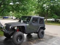 Description Make: Jeep Model: Wrangler Mileage: 106,000
