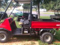 I currently have a Kawasaki 2510 Mule for sale. This