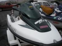 1998 Kawasaki 900 STX Jet Ski white/green 2 stroke More