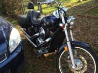 I'm relocating and need to sell my 1998 Kawasaki Vulcan