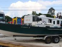 JUST ARRIVED 1998 KENNER BOAT 23 FT HAS YEAR 2000