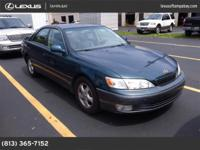1998 Lexus ES 300 Luxury Sport Sdn Our Location is: