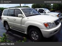 1998 Lexus LX 470 Luxury Wagon Our Location is: