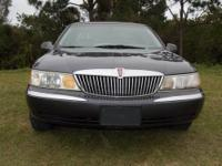 This Listing is for a 1998 Lincoln Continental. Gray