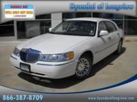 Options Included: N/A1998 LINCOLN Town Car 4dr Sdn