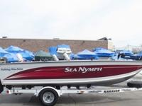 Ahlstrand Marine is selling this extra clean boat,