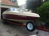 1998 Marada, Mercruiser 4.3 Liter with 261 hours. 20'.