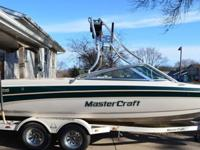 1998 MasterCraft Maristar 225VRSSame hull as the