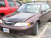 1998 Mazda 626 -- ALL PARTS AVAILABLE! As a car