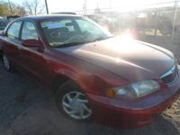 1998 Mazda 626 2.0L 4cyl  We are parting out this Mazda