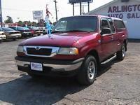 1998 Mazda B3000 2wd Cab Plus Pickup. 76,456k miles,