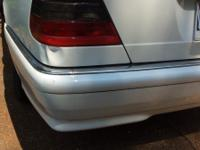1998 white Mercedes benz. c230 for sale   Runs