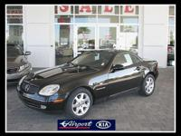 Options Included: N/AThis 1998 Mercedes Benz SLK will