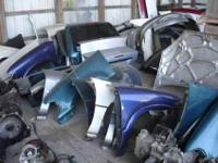 1998 Mercury Mountaineer Body Parts - 4