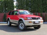 Interior Color: Engine: V6, 3.0 Liter Drivetrain: 4WD