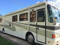1998 MONACO DYNASTY RV FOR SALE BY OWNER. 38 FOOT,