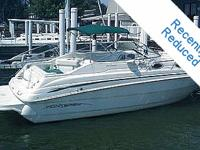 The 1998 Monterey is a fantastic household cruiser that