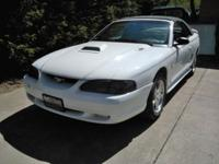 smooth running decent looking 98 mustang just had a