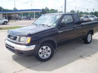 Options Included: N/A1998 Nissan Frontier,black/gray