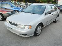 Options Included: N/ALOW PRICE! GREAT DEAL! This Nissan