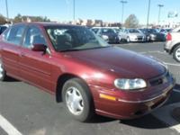 Exterior Color: dark red (met), Body: 4dr Car, Engine: