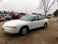 1998 Oldsmobile Intrique 3.8L/V6, Auto Transmission,