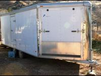 1998 Pace American Enclosed Cargo Trailer. 1998 Pace