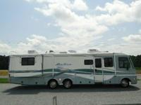 1998 Pace Arrow 36B LOW MILES! 1998 FLEETWOOD PACE