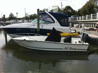 1998 Palm Beach Whitecap 187. 1998 90 H.P. Evinrude w/