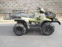 Make: Polaris Mileage: 484 Mi Year: 1998 Condition: