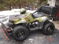 1998 Polaris Sportsman 500 4x4 with only 600 miles. It