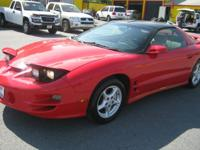 This 1998 Pontiac Firebird will offers convenience and