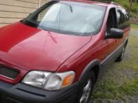 1998 Pontiac Montana 7 guest mini van 5 door with