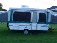 I have a 1998 pop up camper looking to sell. Camper has