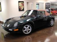 You are viewing a collectible 1998 Porsche 911 Carrera
