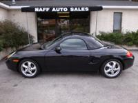 Options Included: N/A1998 Porsche Boxster Convertible
