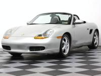 1998 Porsche Boxster Convertible with only 53,000