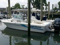 The boat is in very good condition for a 1998. The hull