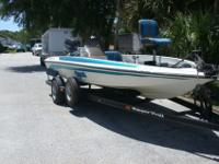 RARE find- one owner 1998 Ranger R91 bass boat with