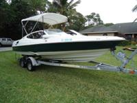 1998 Regal 2100 LSR Bow Rider family fun Boat, w/2011