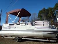 1998 Riviera Cruiser 21ft with 40hp Evinrude No