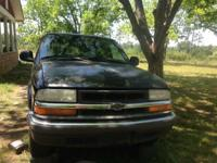 I have a 1998 s10 blazer for sale. I'm looking to sell