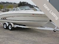 This well conserved 1998 Sea Ray 21 Signature bowrider
