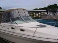 - Stock #73709 - Finding a 1998 Sea Ray 240 Sundancer