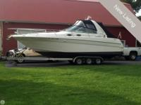 - Stock #80042 - 1998 sea ray 290 sundancer loaded,