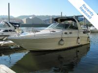 Look into this 1998 Sea Ray 310 Sundancer with a