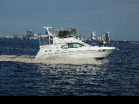 1998 Sea Ray 370 Aft Cabin, This Sea Ray 370 Aft Cabin