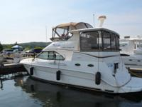 1998 Sea Ray AC370 Freshwater Motor Yacht Located in