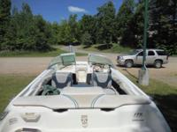 1998 Sea Ray Runabout (Model 175BR); Very good